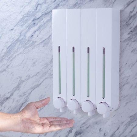 Resort Bathroom Soap Dispenser