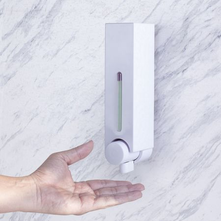Small Wall Mount Hand Soap Dispenser