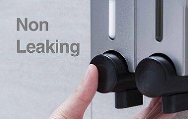 Non-Leaking Soap Dispenser