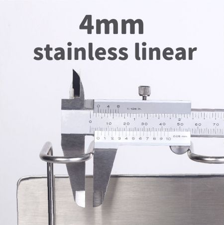 4mm Stainless Linear