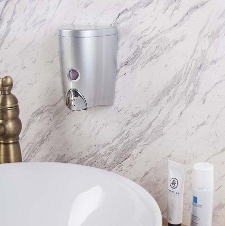 Wall Mount Kitchen Soap Dispenser