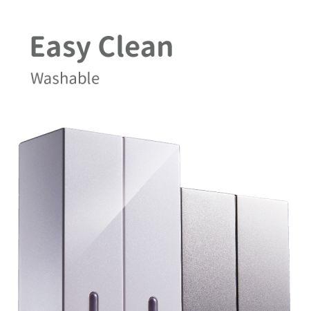 पानी धोने योग्य साबुन डिस्पेंसर