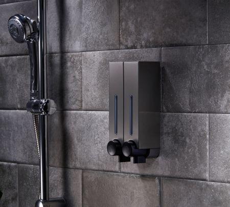 日式簡約-壁掛式給皂機