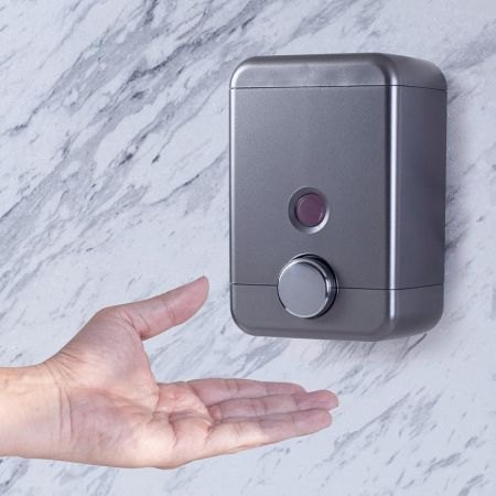 Square Hand Soap Dispenser
