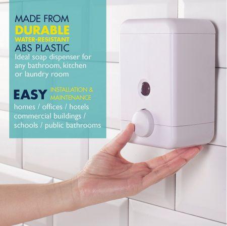 Homepluz CUBE 25oz Hand Wash Dispenser