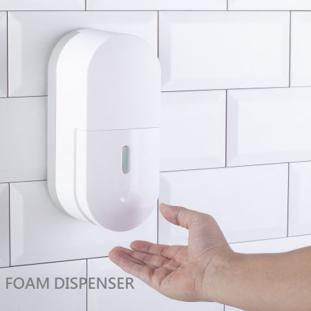 Public Toilet Foam Soap Dispenser