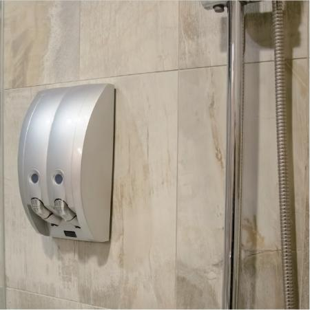 Dispenser Sabun Wall Mount Hotel