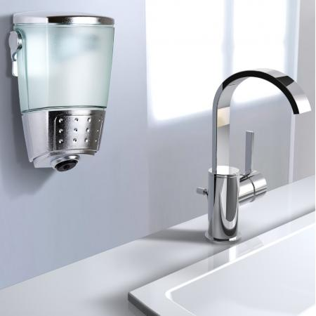 Wall Mount Sink Soap Dispenser
