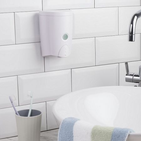 Wall Mount Kitchen Soap Dispenser
