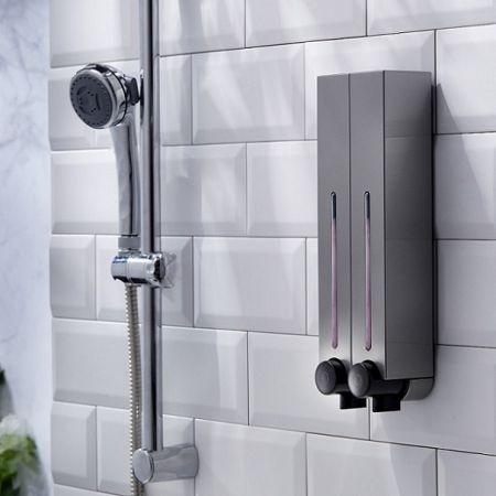 Wall Mount Shower Soap Dispenser