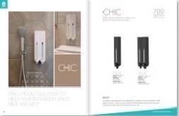 Wall Mounted Shower Soap Dispenser