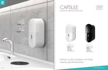 Public Toilet Soap Dispenser
