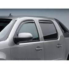 खिड़की का छज्जा - 09-14 F150 विंडो विज़र विस्तारित कैब