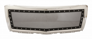 Chrome Front Grille