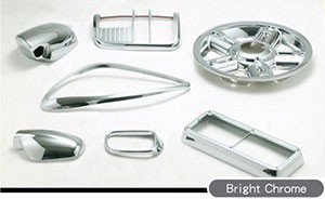 Bright Chrome Plating