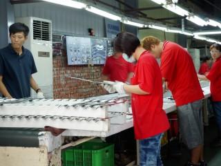 Scena di lavoro dell'area QC (3)