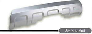Revestimiento de cromo de níquel satinado