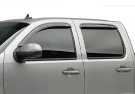 晴雨窗 - Silverado Window Visor Extended Cab