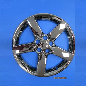 Wheel Covers (Trivalent Chromium Plating)