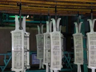Metalizar plástico toma medidas para lograr los rendimientos requeridos.