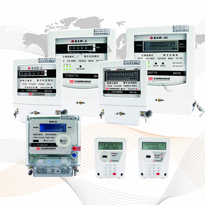 Electronic Energy Meters