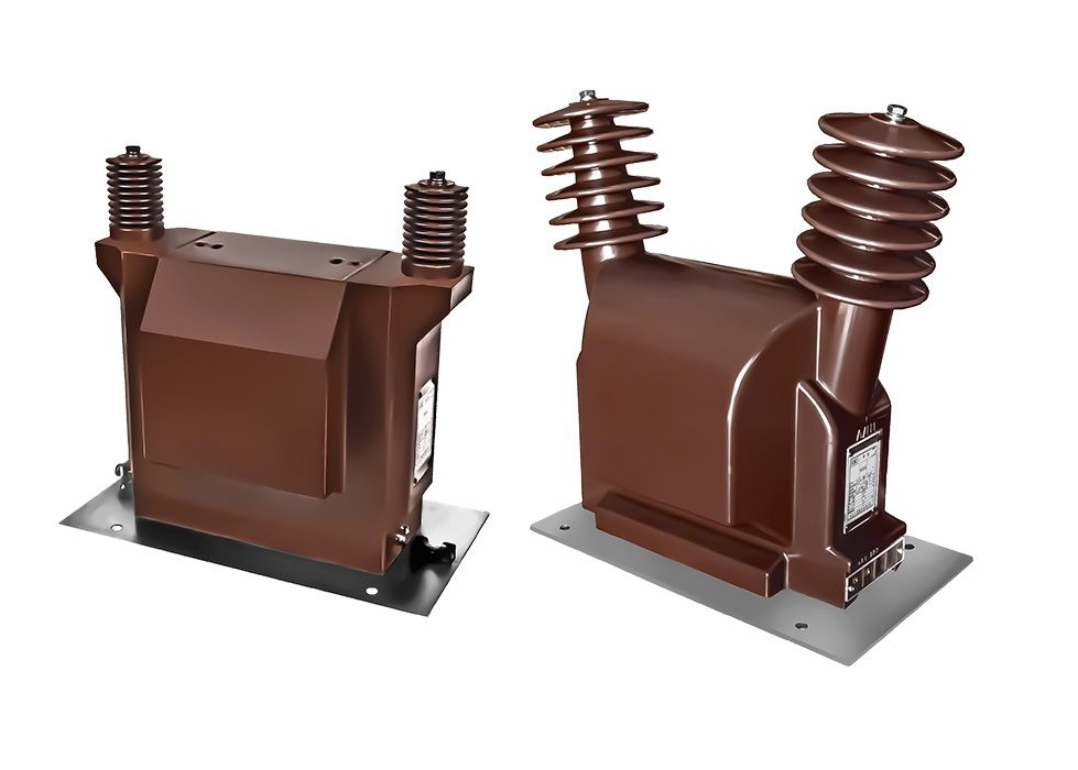 30kV Epoxy-Cast Potential Transformers (Indoor Type) – Models: EPF-30SA / EPF-30SB