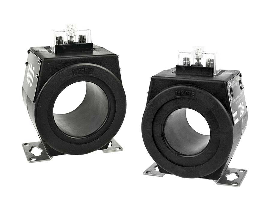 Low-Voltage Current Transformers or Extended-Range Current Transformers (ERCT) for Billing (ROS-A Series)
