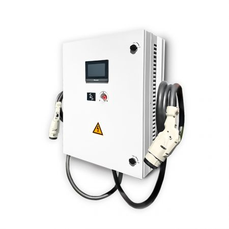 Electric Vehicle DC Quick Charger (Wall-Mount/Stand)