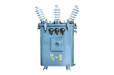 5 kVA 中壓油浸式變壓器 (比壓器/控制電源)