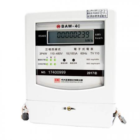 通訊型電子式電表 (附 RS485) 【三相系列】