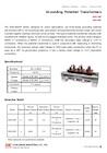 Grounding Potential Transformers (GPT) - EGP-3(6)DF Series
