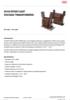 30kV Epoxy-Cast Potential Transformers (Models: EPF-30SA / EPF-30SB)