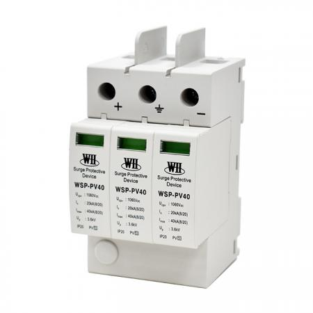 Surge Protection Device for Photovoltaic (PV) Systems