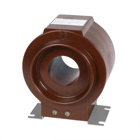 (Model: CR-3S-75a) MV Epoxy-Cast Current Transformers for Indoor Use