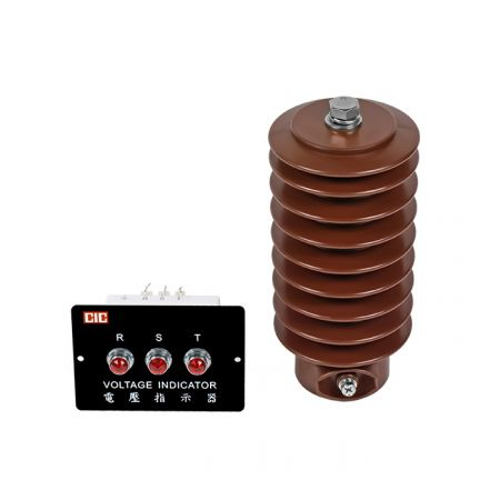 Voltage Indicator for a Medium-Voltage Power System (24 kV)