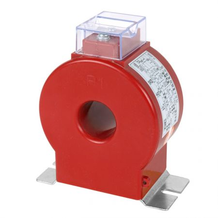 (Model: EOS-33RN) Resin-Insulated LV Current Transformers (Window-Type, Indoor Model)
