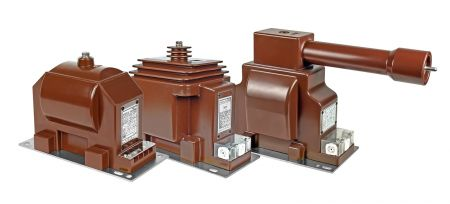 Single-Pole Potential Transformers (or Three-Phase PT + GPT)