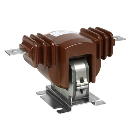 (Model EW-10SH) Medium-Voltage Coil Molded Current Transformer - 10kV