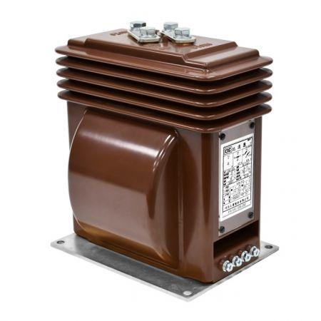 20kV 雙鐵心模注比流器 (污染地區屋內應用)