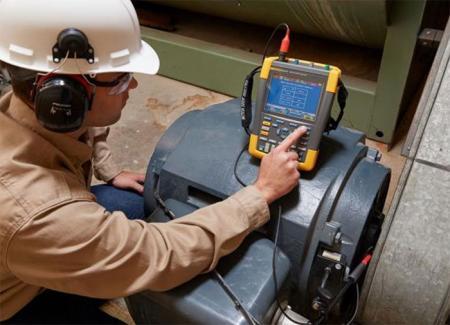 Fluke MDA-510 和 MDA-550 馬達驅動器分析儀 - 使用情境 2