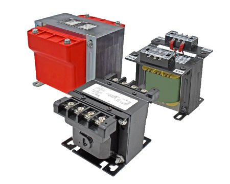 Low-Voltage Potential Transformers and Control Transformers (0.72 kV max.)