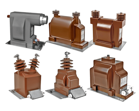 Medium-Voltage Potential Transformers (10~25 kV)
