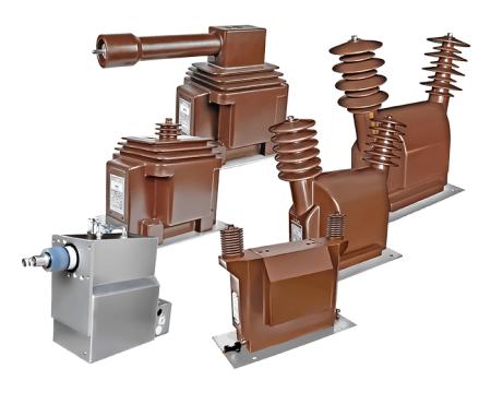 Medium-Voltage Potential Transformers (30~36 kV)