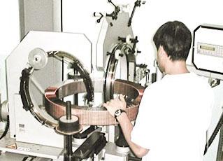 Winding Machine - Toroidal Winding Machine