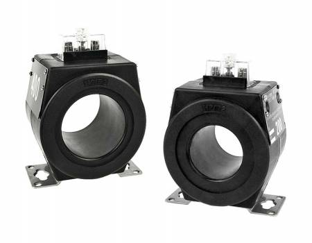 Low-Voltage Current Transformers / Extended Range Current Transformers (ERCTs) for Billing, Window-Type