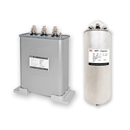 低壓電力電容器