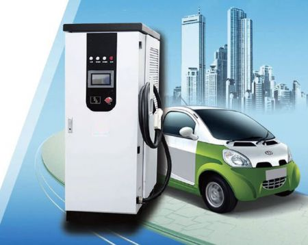 Electric Vehicle DC Quick Charger 【European Standard】【1 or 2 guns】