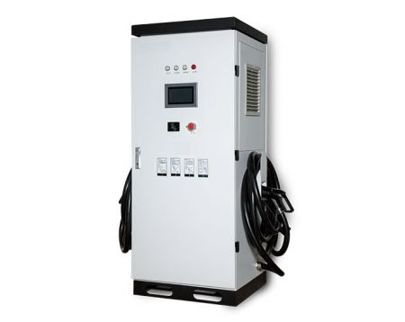 Electric Vehicle DC Quick Charger (EV Charger), GB Standard, 1 or 2 guns