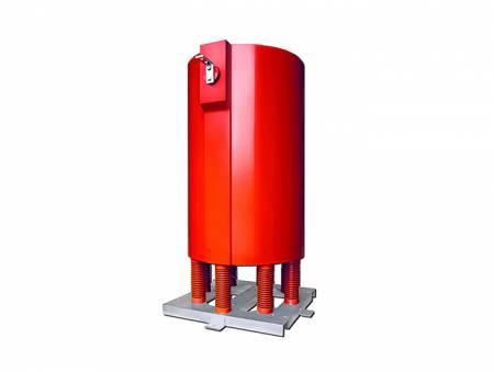 Air Core Reactors, Molded Type