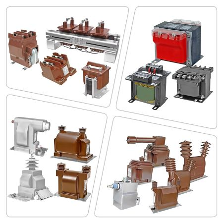 Potential Transformers and Control Transformers
